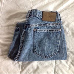80s/90s CALVIN KLEIN high waisted mom jeans
